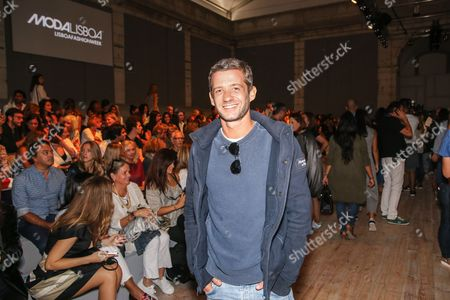 Editorial photo of Celebrities at Lisbon Fashion Week, Portugal - 10 Oct 2016