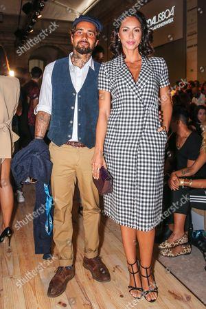 Debora Monteiro and Miguel Mouzinho
