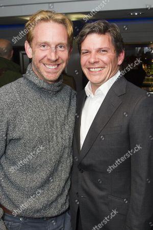 Paul Thornley and Nigel Harman (Director)