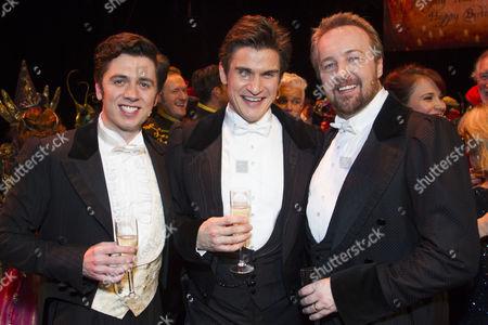 Editorial image of 'The Phantom of the Opera' musical, 30th Anniversary, London, UK - 10 Oct 2016