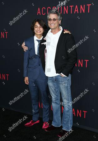 Rio Mangini and Mark Mangini