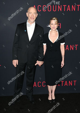 Editorial photo of 'The Accountant' film premiere, Arrivals, Los Angeles, USA - 10 Oct 2016