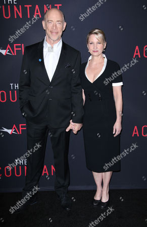 Editorial picture of 'The Accountant' film premiere, Los Angeles, USA - 10 Oct 2016