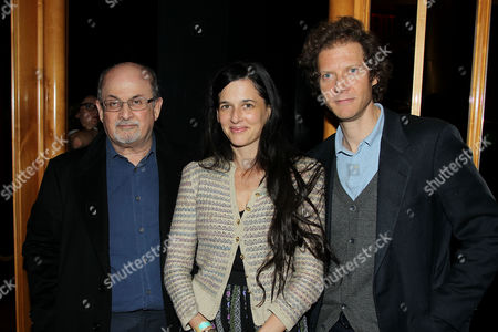 Salman Rushdie, Taryn Simon, Jake Paltrow