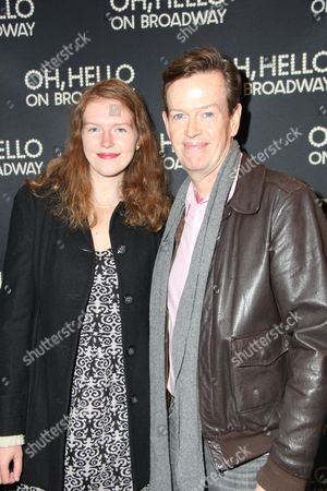Editorial photo of 'Oh, Hello on Broadway', opening night, New York, USA - 10 Oct 2016