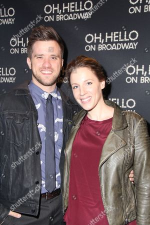 Editorial image of 'Oh, Hello on Broadway', opening night, New York, USA - 10 Oct 2016