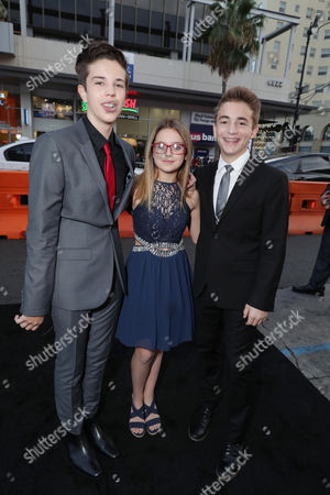 Seth Lee, Izzy Fenech, Jake Presley