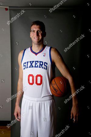 Editorial image of 76ers Basketball, Philadelphia, USA