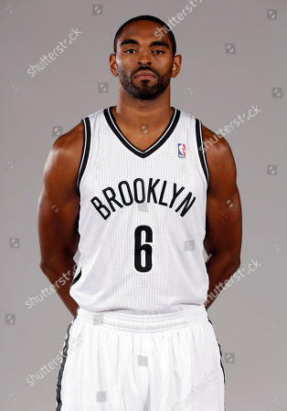 Editorial image of Brooklyn Nets Media Day Basketball, New York, USA