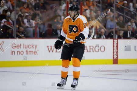 Editorial photo of Capitals Flyers Hockey, Philadelphia, USA