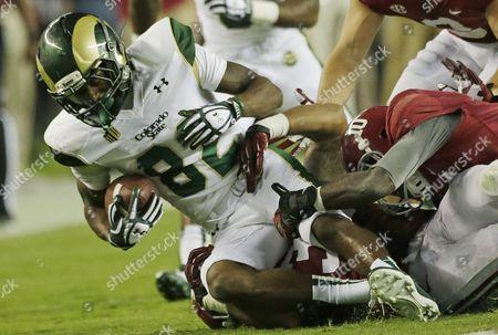 Editorial photo of Colorado St Alabama Football, Tuscaloosa, USA