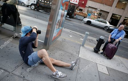 Editorial picture of Humans of New York, New York, USA