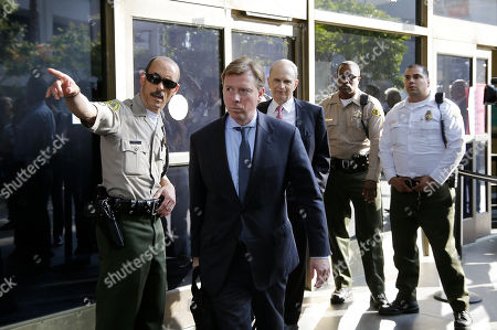 Kevin Boyle Katherine Jackson attorney Kevin Boyle, center, leaves the courthouse, in Los Angeles, after a jury cleared AEG Live of negligence in a case that attempted to link the death of Michael Jackson to the company that promoted his ill-fated comeback shows