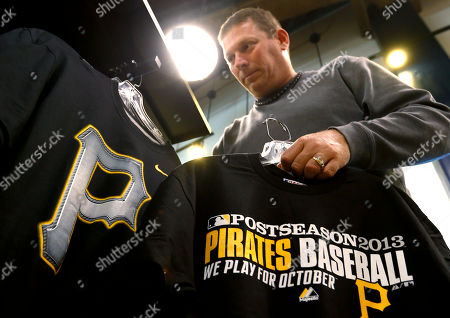 Editorial picture of Pirates Playoff Bound Baseball, Pittsburgh, USA