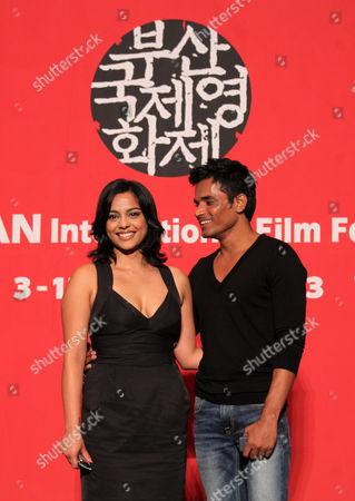 Editorial photo of South Korea Busan Film Festival, Busan, South Korea
