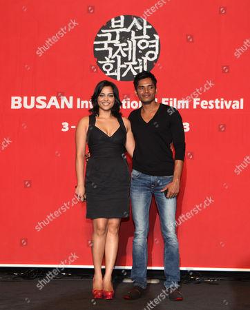 Editorial picture of South Korea Busan Film Festival, Busan, South Korea