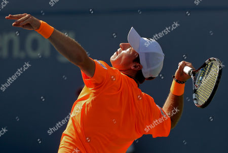 Grega Zemlja Grega Zemlja, of Slovenia, serves to Roger Federer, of Switzerland, during the first round of the 2013 U.S. Open tennis tournament, in New York