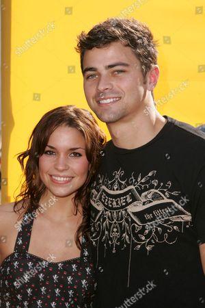 Mandy Musgrave and Matt Cohen
