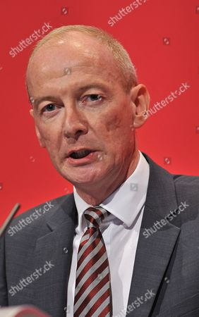 Pat Mcfadden. Labour Party Annual Conference The Brighton Centre Brighton East Sussex.