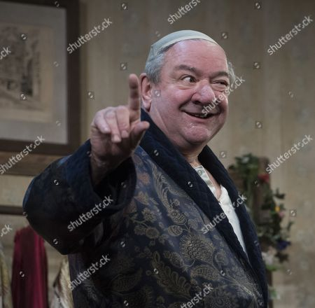 Stock Picture of Ken Stott as Sir,