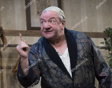 Stock Image of Ken Stott as Sir,