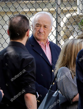 """Jerry Adler Actor Jerry Adler arrives for the funeral service of James Gandolfini, star of """"The Sopranos,"""" in New York's the Cathedral Church of Saint John the Divine, . The 51-year-old actor died of a heart attack last week while vacationing in Italy with his son"""