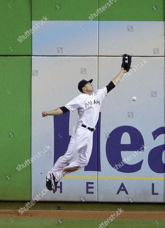 Editorial photo of Mets Marlins Baseball, Miami, USA