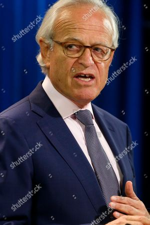 Martin Indyk Former U.S. Ambassador to Israel Martin Indyk speaks at the State Department in Washington, where Secretary of State John Kerry announced that he Indyk will shepherd the Israeli-Palestinian peace talks