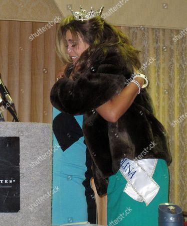 Editorial photo of Miss South Carolina, Columbia, USA