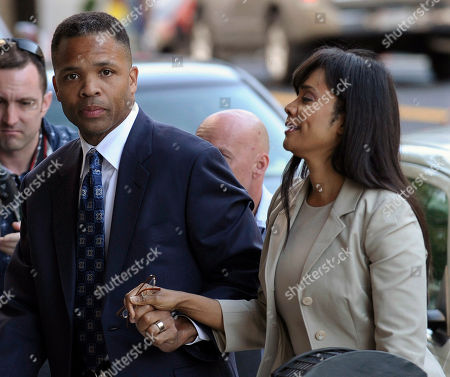 Jesse Jackson Jr., Sandra Jackson Former Illinois Rep. Jesse Jackson Jr. and his wife, Sandra, arrive at federal court in Washington to learn their fates when a federal judge sentences the one-time power couple for misusing $750,000 in campaign money on everything from a gold-plated Rolex watch and mink capes to vacations and mounted elk heads. The story was voted as one of the top 10 stories in Illinois for 2013