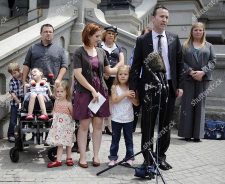 Editorial picture of Transgender Complaint, Denver, USA