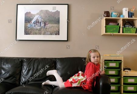 Coy Mathis Shows Coy Mathis on a couch at her home in Fountain, Colo. Coy has been diagnosed with Gender Identity Disorder. The Transgender Legal Defense and Education Fund plans to explain a ruling by the Colorado Civil Rights Division that allows Mathis a 6-year-old to use the girls' bathroom