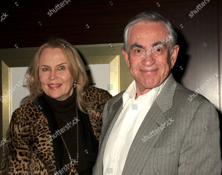 Martin Bregman and wife Cornelia