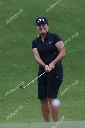 Editorial picture of US Womens Open Golf, Southampton, USA