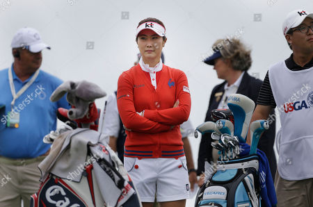 Editorial photo of US Womens Open Golf, Southampton, USA