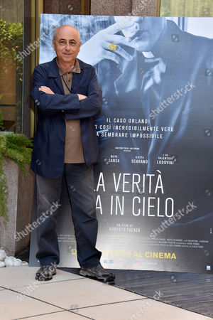 Editorial image of 'The Truth Is In Heaven' film photocall, Rome, Italy - 29 Sep 2016