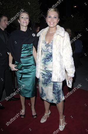 Stock Picture of Samantha Siddall and Rebecca Atkinson