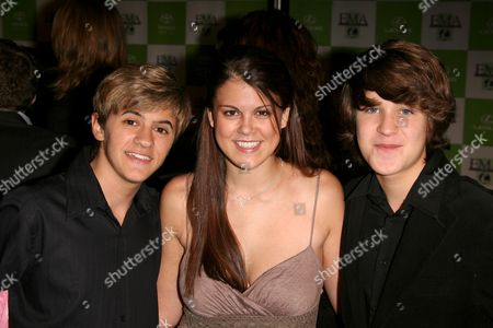 Rob Pinkston, Lindsay Shaw and Devon Werkheiser