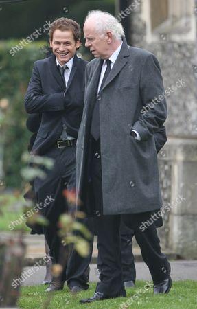 Editorial picture of 'Eastenders' TV programme filming at Hendon Crematorium, London, Britain - 08 Nov 2006