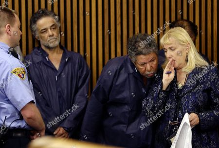 Ariel Castro Pedro Castro talks with public defender Kathleen DeMetz as Ariel Castro, back right, and Onil Castro, left, wait for their arraignment at Cleveland Municipal Court in Cleveland, Ohio, . Ariel Castro was charged with four counts of kidnapping and three counts of rape. Pedro and Onil Castro, were held but faced no immediate charges