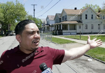 Ricky Sanchez Ricky Sanchez describes the inside of the house where three women missing for about a decade were found alive, in Cleveland, . Ariel Castro was charged with kidnapping and rape while his brothers, Pedro and Onil Castro, were arrested and cleared without charges