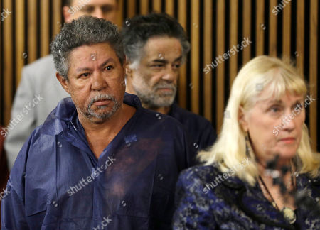 Pedro Castro, Onil Castro, Kathleen DeMetz Pedro Castro, left, and Onil Castro, back right, Ariel Castro's Castro's older brothers who've been in custody since Monday, appear in Cleveland Municipal court, in Cleveland. Prosecutors brought no charges against the brothers, citing a lack of evidence. Ariel Castro was arraigned Thursday on charges of rape and kidnapping after three women missing for about a decade and one of their young daughters were found alive at his home earlier in the week. Attorney Kathleen DeMetz is at right
