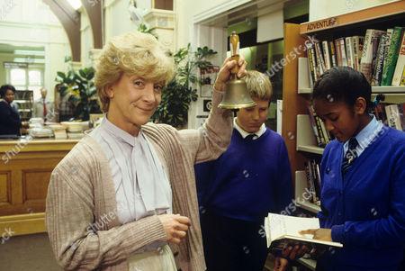 Sheila Steafel in 'Woof' - 1990