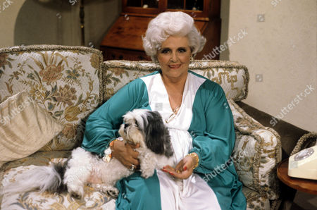 Betty Marsden in 'Cabbage Patch' - 1983