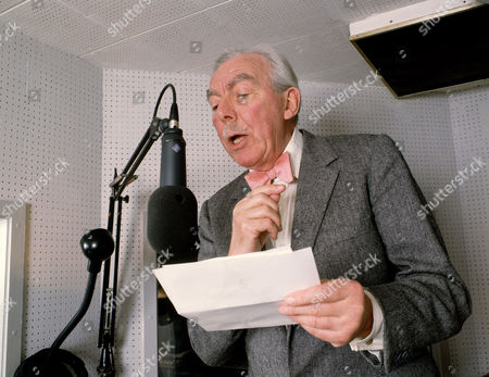Frank Muir in 'What a Mess' - 1990