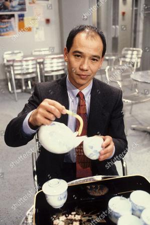 David Yip in 'Wail of the Banshee' - 1992