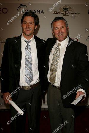 Timothy Bottoms and Son Bob Bottoms