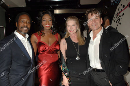 Clarke Peters with Nicola Hughes with Lisa Niemi and Patrick Swayze