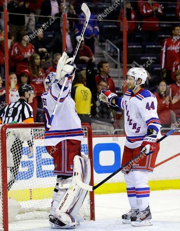 Editorial picture of Rangers Capitals Hockey, Washington, USA