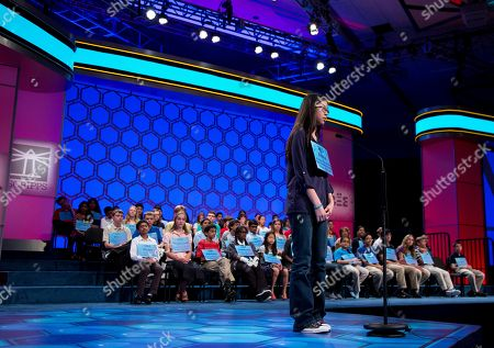 Editorial picture of Spelling Bee, Oxon Hill, USA